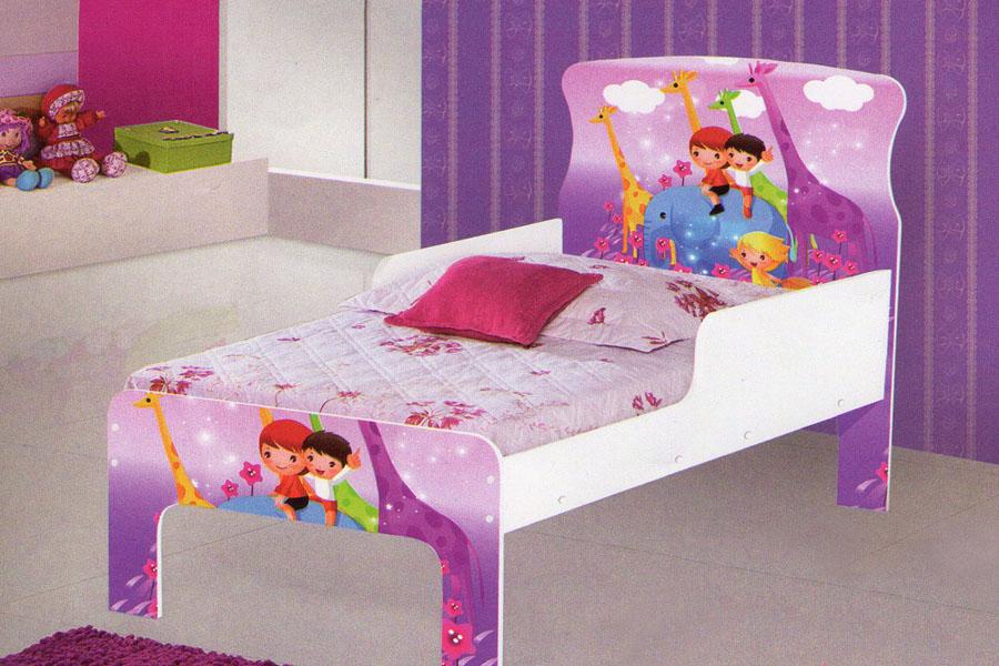 62e529f7f7 Cama Infantil - Dormitórios Modulados