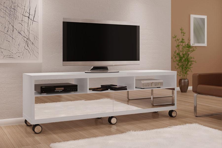 Rack Baixo Para Sala De Tv ~  sala direitinho e economizar muito espaço Dispensa a necessidade de